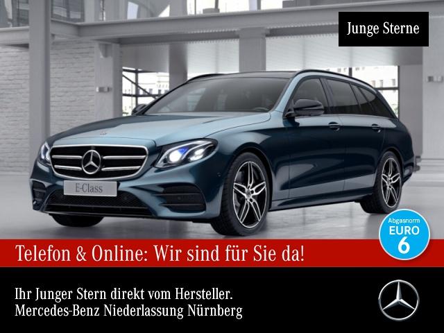 Mercedes-Benz E 350 d T 4M AMG WideScreen 360° Stdhzg Pano HUD, Jahr 2017, Diesel