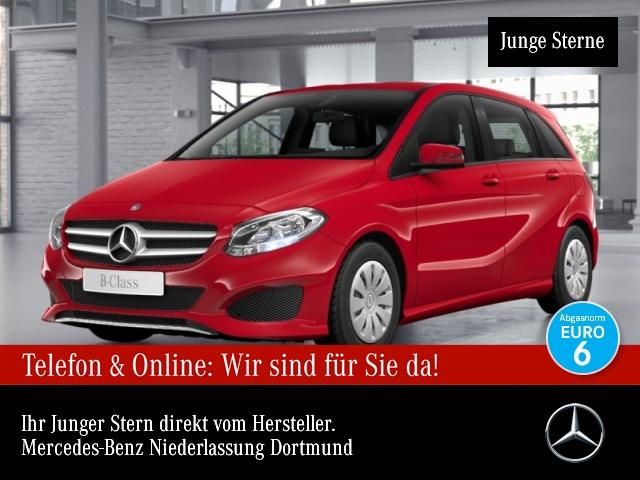Mercedes-Benz B 180 d Laderaump Sitzkomfort, Jahr 2016, Diesel