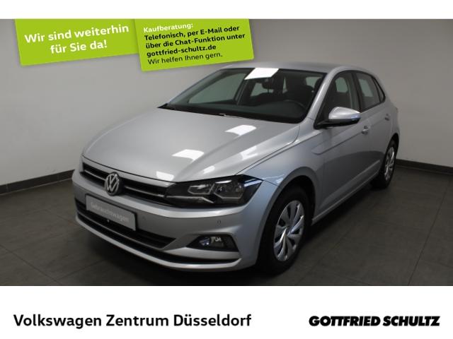 Volkswagen Polo 1.0 TSI Comfortline *Navi*PDC*, Jahr 2018, Benzin