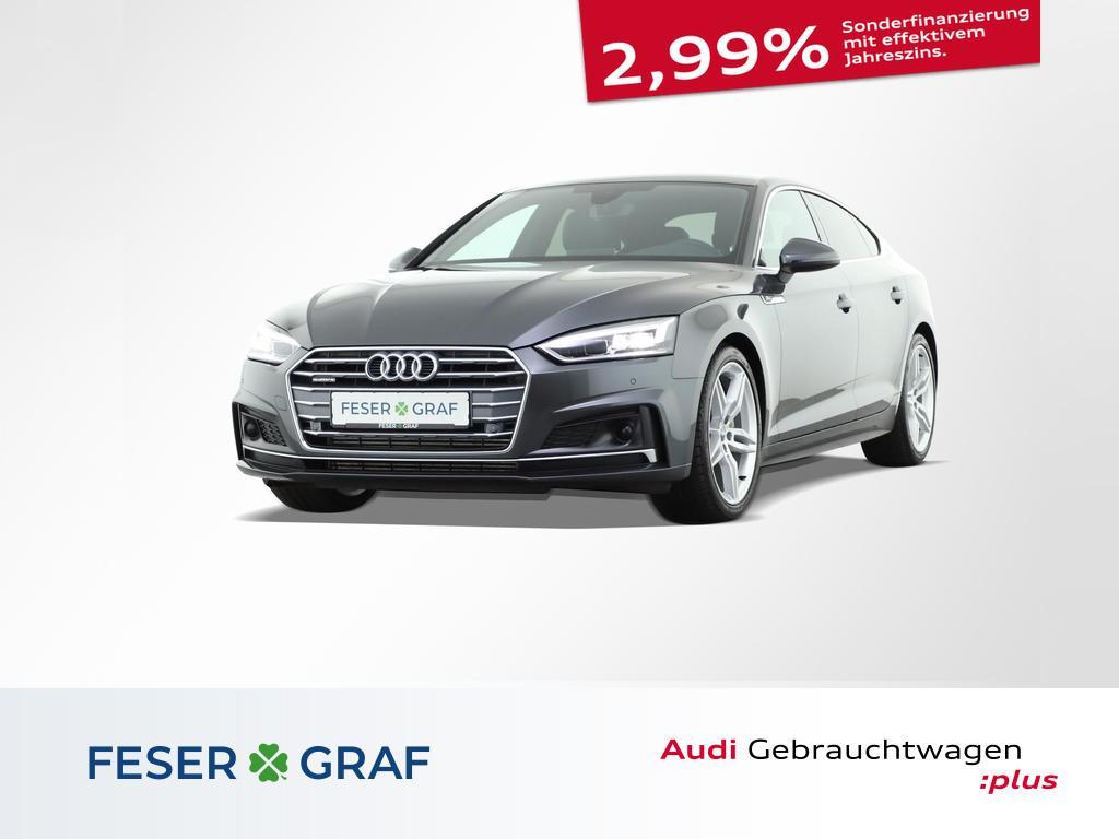 Audi A5 Sportback S line 3.0TDI quattro S tronic Navi, Jahr 2018, Diesel