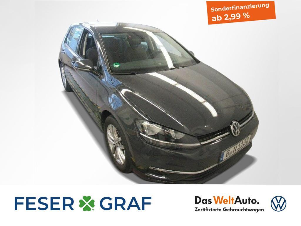 Volkswagen Golf 1.0 TSI Comfortline ACC Sitzheizung, Jahr 2018, Benzin