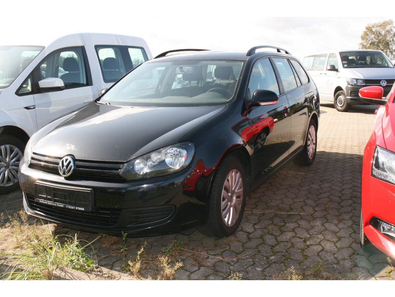 Volkswagen Golf Variant Trend TDI, Jahr 2012, diesel