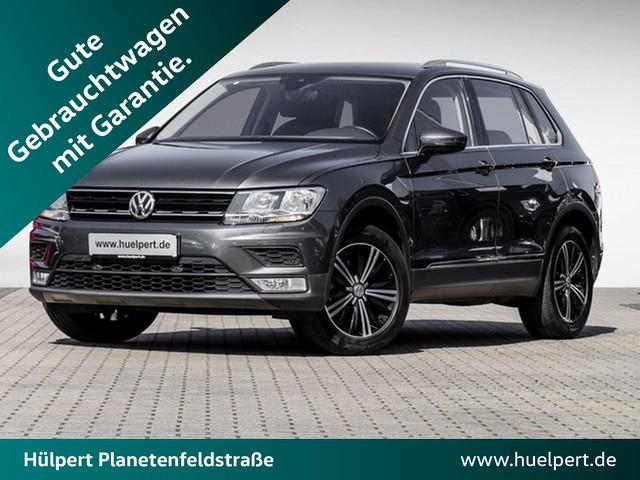 Volkswagen Tiguan 1.4 Comfort NAVI DAB+ ALU18 ACTIVE INFO PDC, Jahr 2017, Benzin
