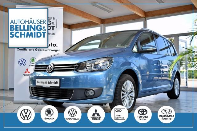 Volkswagen Touran 1.6TDI CUP Navi Climatronic Tempo, Jahr 2015, Diesel