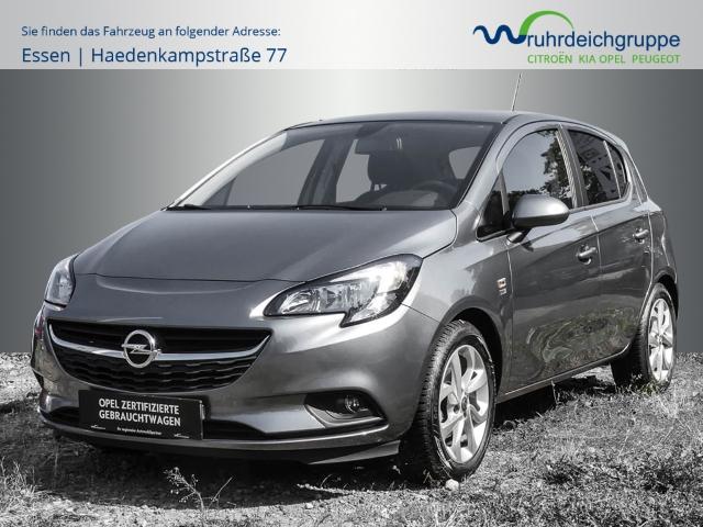 Opel Corsa E 120 Jahre 1.4 +Allwetter+SHZ+PDC, Jahr 2019, Benzin