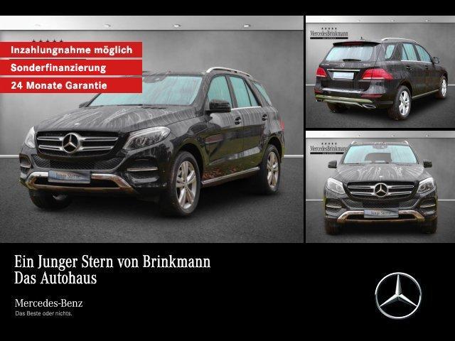 Mercedes-Benz GLE 250 d 4MATIC EXCLUSIVE Interieu/Navi/SHD/LED, Jahr 2016, diesel