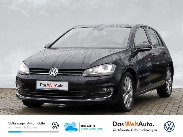 Volkswagen Golf VII 1.4 TSI DSG Highline Navi Leder Xenon Klima Einparkhilfe, Jahr 2013, Benzin