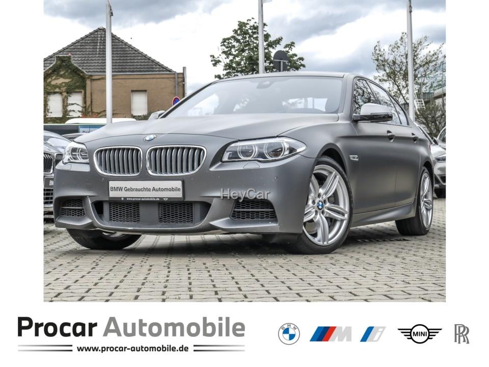 BMW M550d xDrive M Sportpaket Adaptive Drive Head-Up, Jahr 2015, Diesel