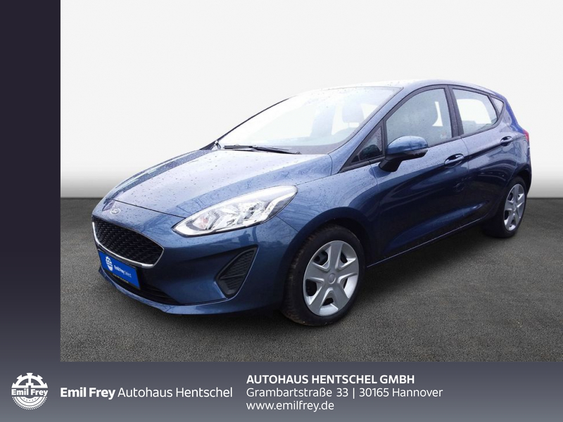 Ford Fiesta 1.0 EcoBoost S&S COOL&CONNECT, Jahr 2019, Benzin