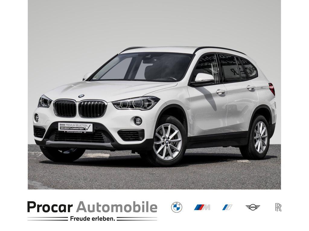 BMW X1 sDrive20i LED++NAVIGATION++SITZH++KLIMAAUT++PDC++TEMPOMAT+, Jahr 2018, Benzin