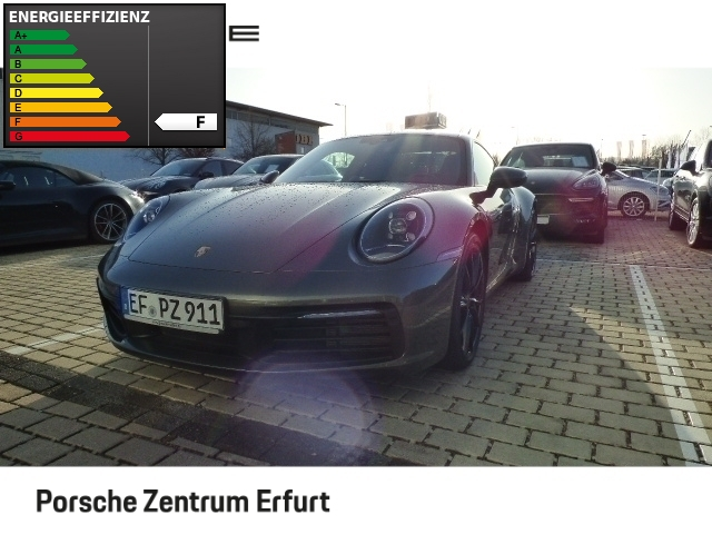 Porsche 992 911 Carrera 4/verfügbar ab 01.03.2020/SportabGas, Jahr 2019, Benzin