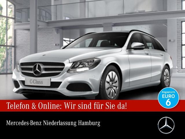 Mercedes-Benz C 200 d T Stdhzg Navi PTS 9G Sitzh Sitzkomfort, Jahr 2017, Diesel