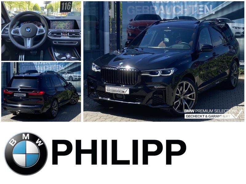 BMW X7 M50d Laser Night.V Massage Sky TV B&W St.Hzg, Jahr 2020, Diesel