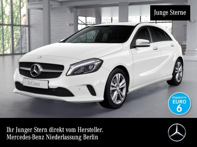 Mercedes-Benz A 160 Urban LED PTS Sitzh Sitzkomfort Temp, Jahr 2016, Benzin