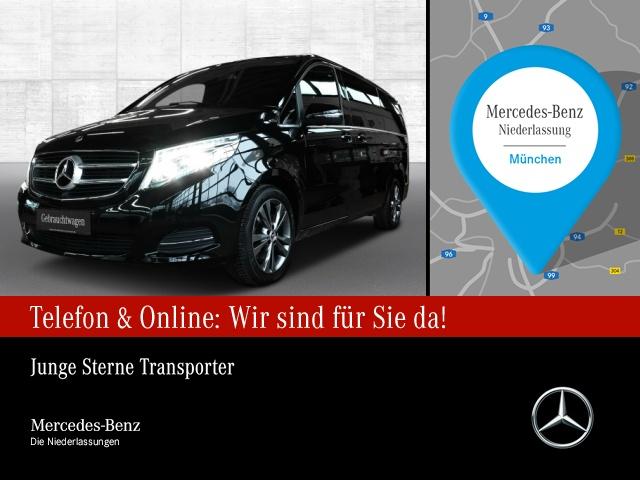 Mercedes-Benz V 250 d AVANTGARDE SPORT elek. Türen Standhzg., Jahr 2018, Diesel