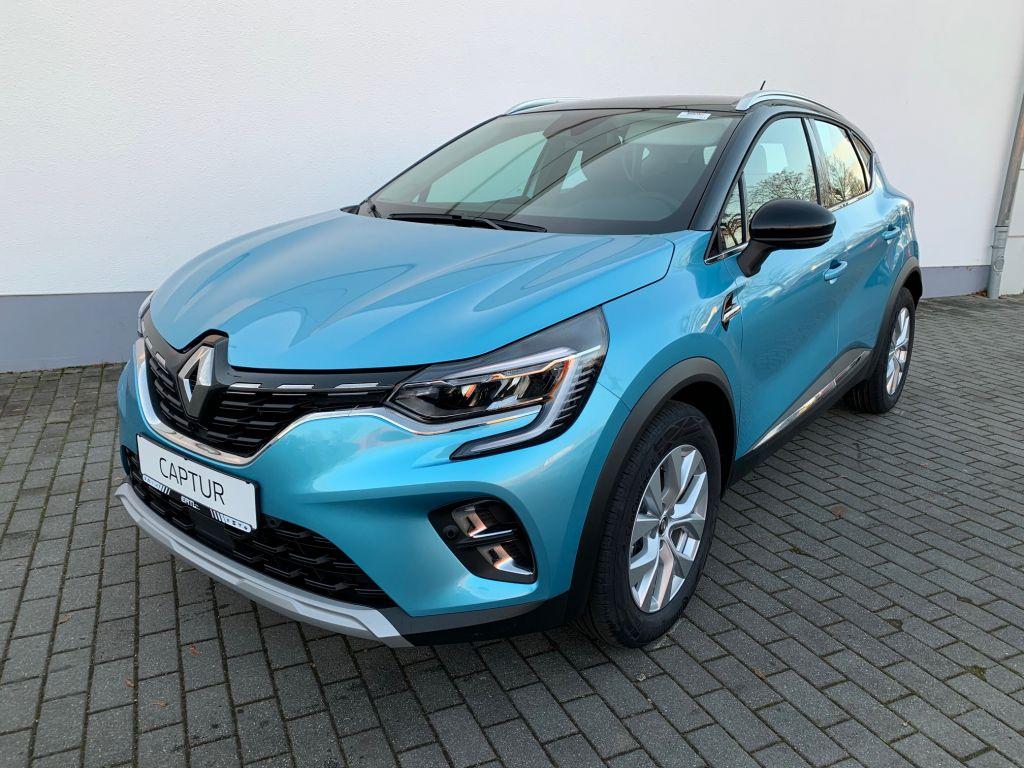 Renault Captur TCe 90 INTENS / Neu-für-Alt Aktion*, Jahr 2021, Benzin
