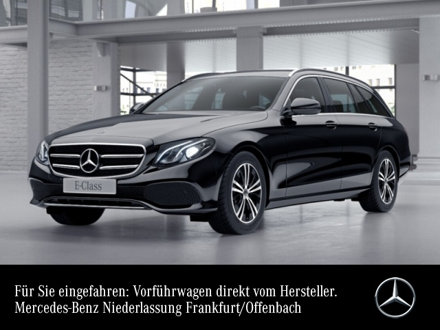 Mercedes-Benz E 200 d T AVANTG+LED+Kamera+Totw+9G, Jahr 2020, Diesel