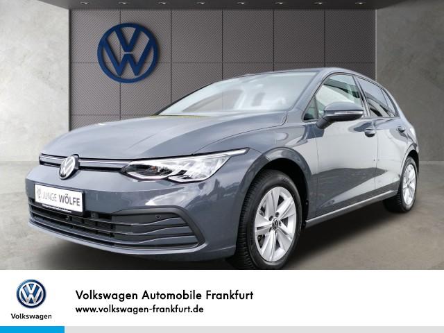 Volkswagen Golf VIII 1.5 TSI LIFE Pano TravelAssist ACC DigitalCockpit, Jahr 2020, Benzin