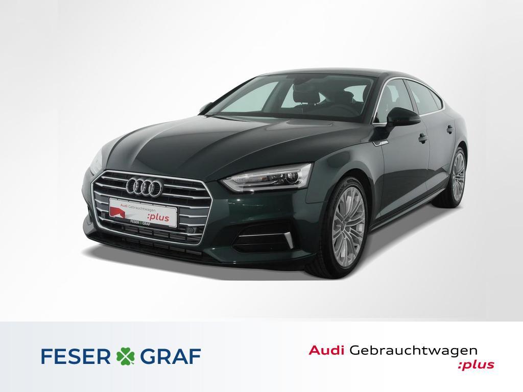Audi A5 Sportback 35TFSI Navi/AHK/Technology/18 Zoll, Jahr 2019, Benzin