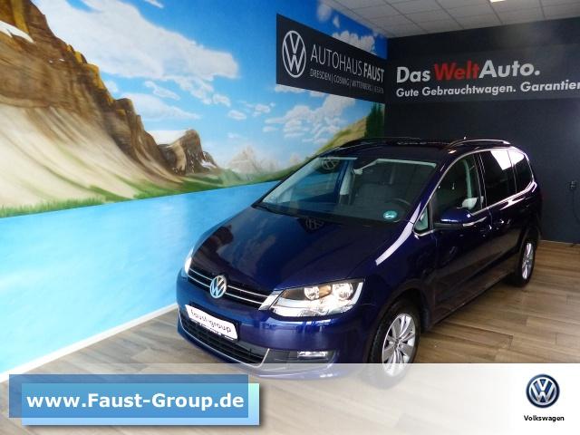 Volkswagen Sharan Comfortline UPE46970 DSG NAVI BlindSpot, Jahr 2020, Benzin