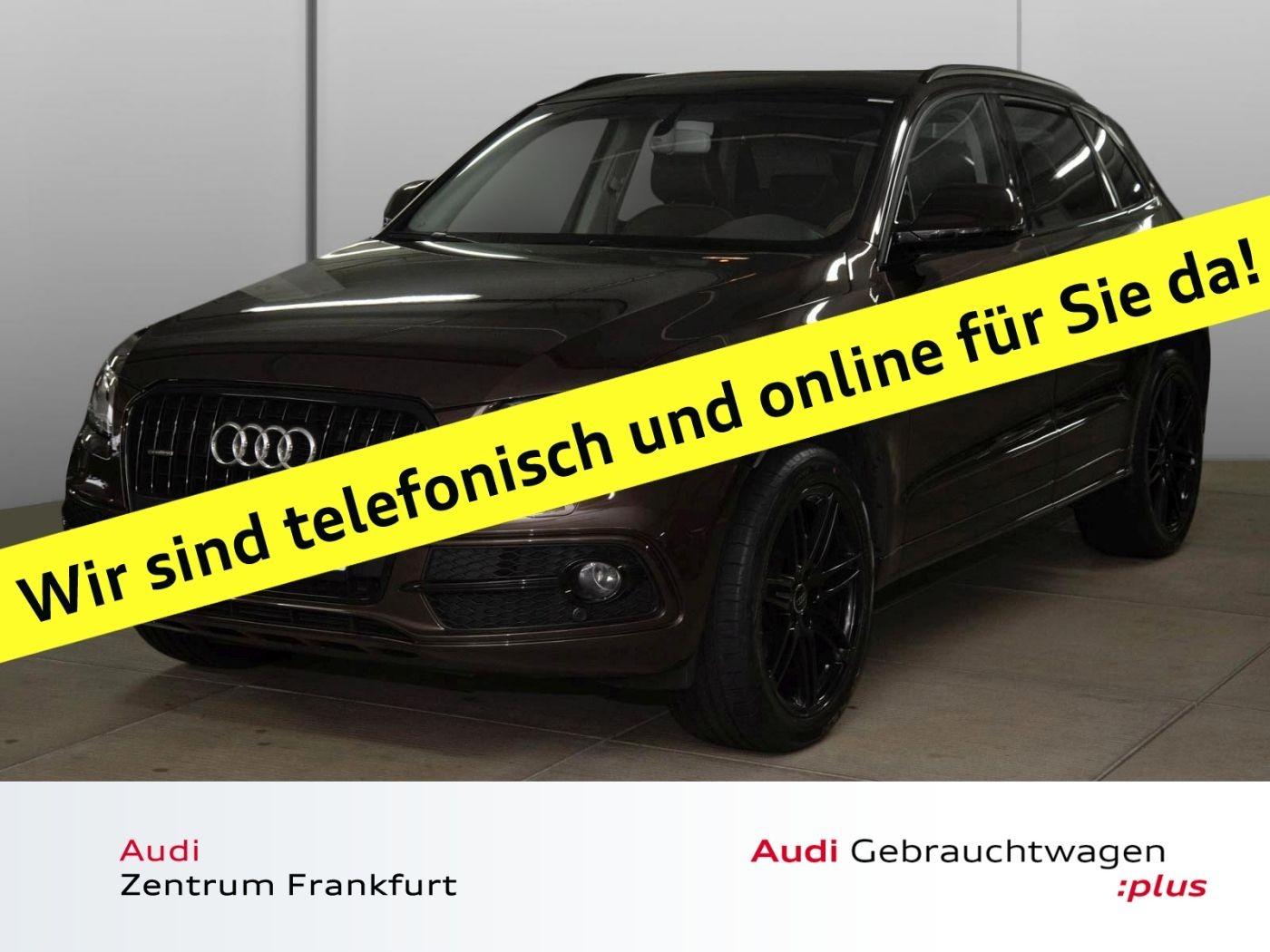 Audi Q5 2.0 TFSI quattro tiptronic S line Navi Xenon PDC Sitzheizung, Jahr 2016, Benzin