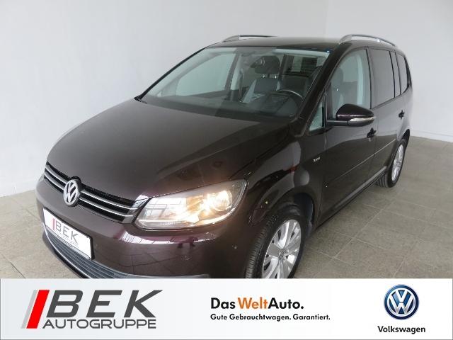 Volkswagen Touran 2.0 TDI Life 7-SITZE, NAVI, BLUETOOTH, FE, Jahr 2014, Diesel