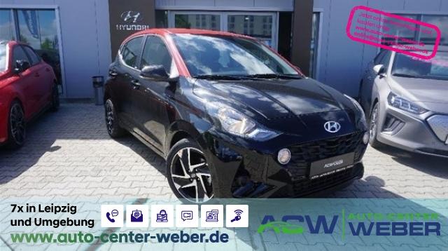 Hyundai i10 1.0 Trend RÜCKFAHRKAMERA+PDC+SHZ+FSE, Jahr 2020, Benzin