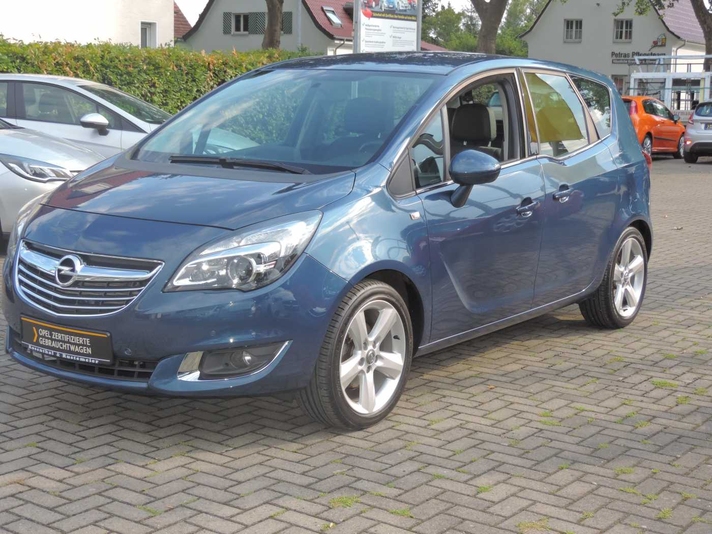 Opel Meriva 1.4 Innovation, Jahr 2015, Benzin