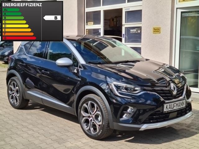 Renault Captur II Edition One 1.3 TCe 155 EDC SCHIEBEDACH Voll, Jahr 2020, Benzin