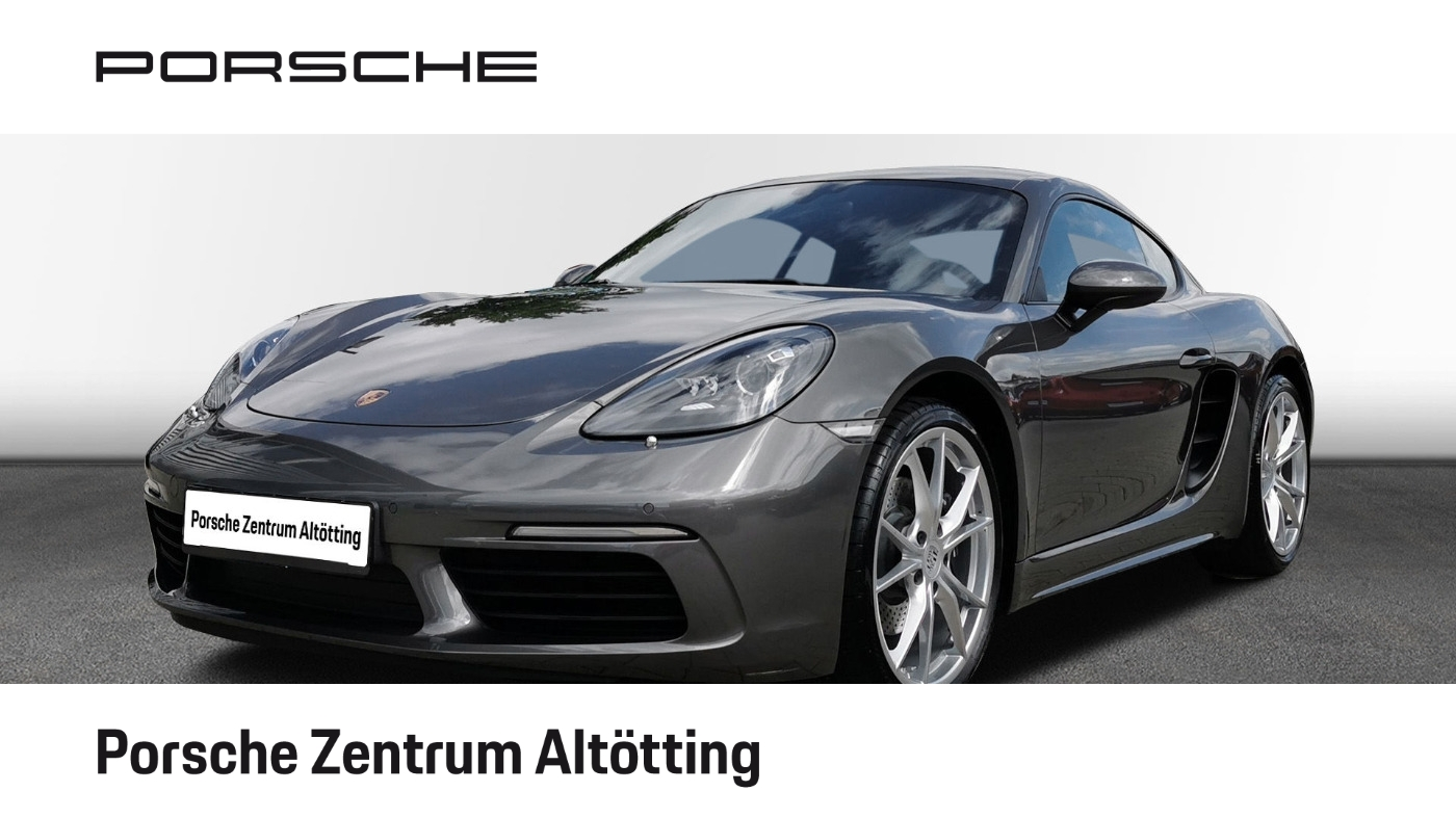 Porsche Cayman (718) | PDLS |, Jahr 2018, Benzin
