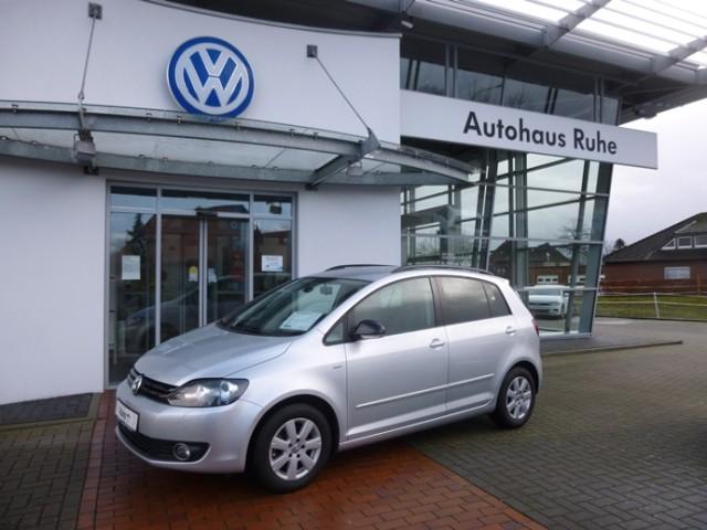 Volkswagen Golf Plus MATCH 1,6 TDI BMT Einparkhilfe, Jahr 2012, Diesel