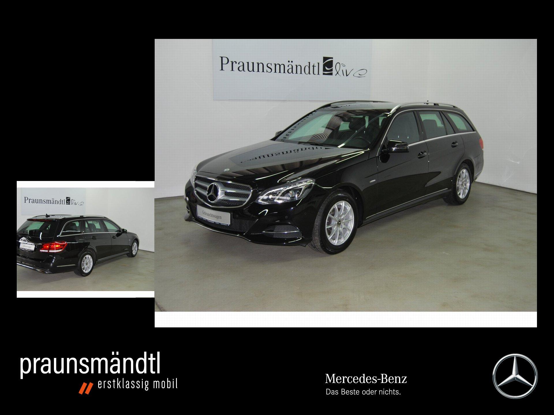 Mercedes-Benz E 200 T Avantgarde 7ATG/LED ILS/AHK/Navi/PTS/SHZ, Jahr 2014, Benzin
