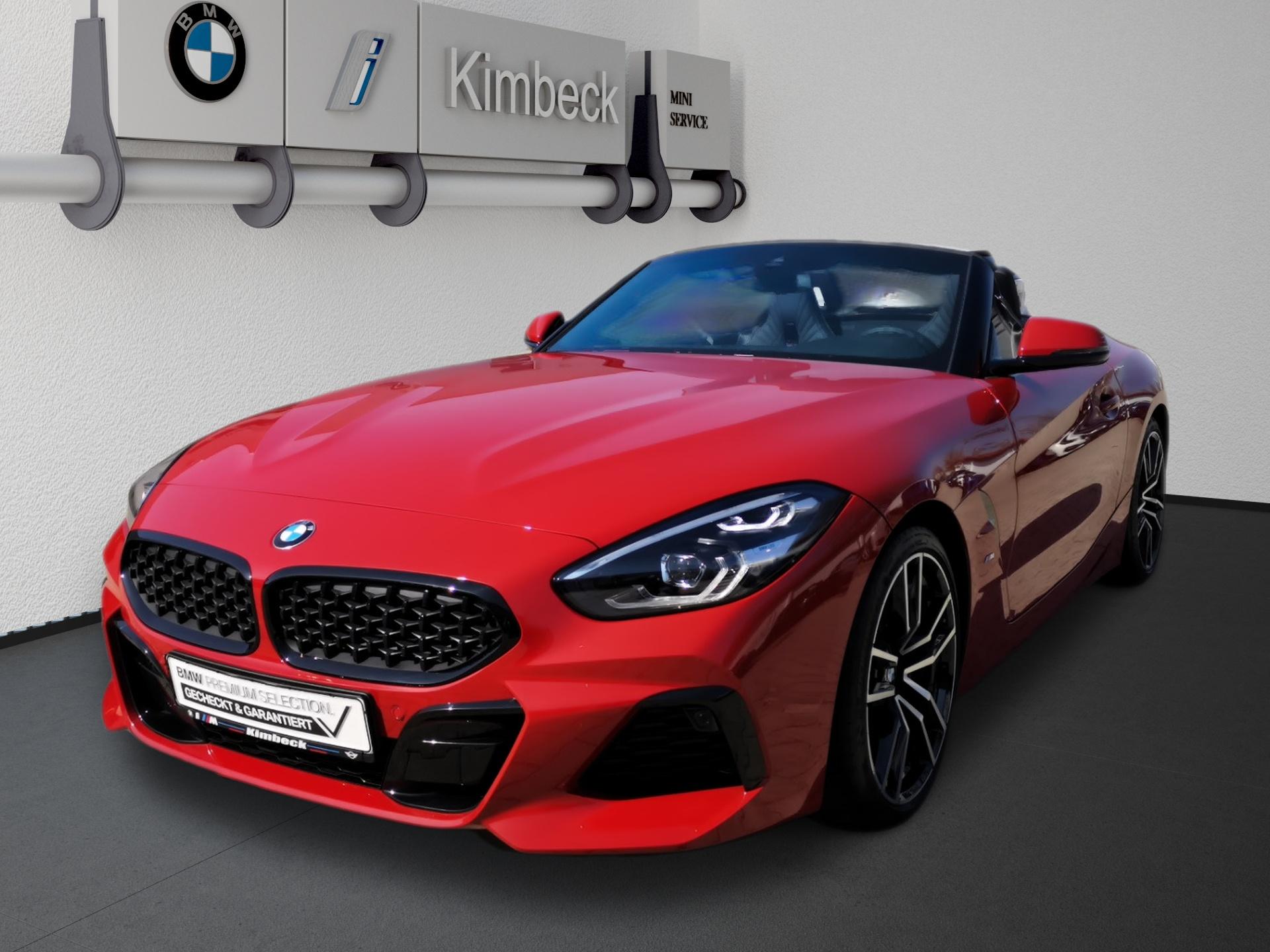 BMW Z4 sDrive20i M SPORT Navi Leder DrivingAss HIFI, Jahr 2020, Benzin