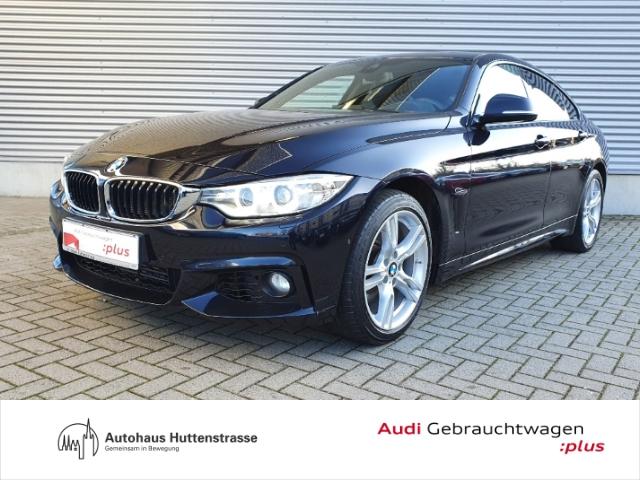 BMW 430 Gran Coupe d xDrive M Sport Leder Navi e-Sitze HUD Kamera, Jahr 2015, Diesel