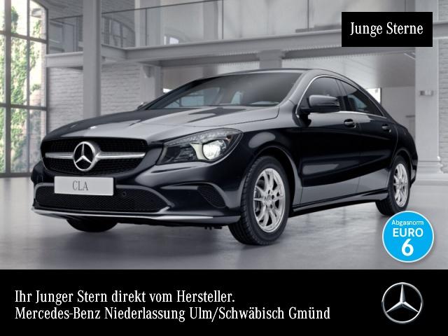 Mercedes-Benz CLA 200 d Cp. Navi PTS Sitzh Sitzkomfort Chromp, Jahr 2016, diesel