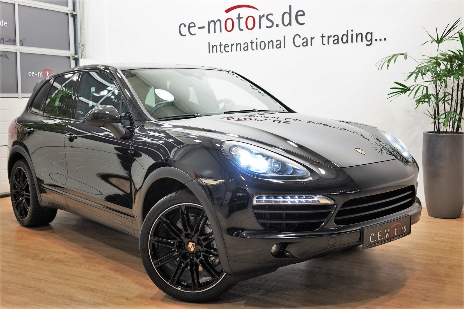 Porsche Cayenne S Diesel Panor.*Luftf.*Standheiz.*, Jahr 2013, Diesel