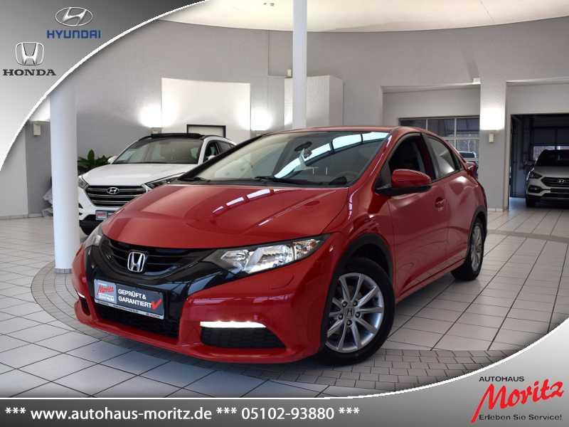 Honda Civic 1.4i Comfort *PDC*SITZHEIZUNG*, Jahr 2014, Benzin