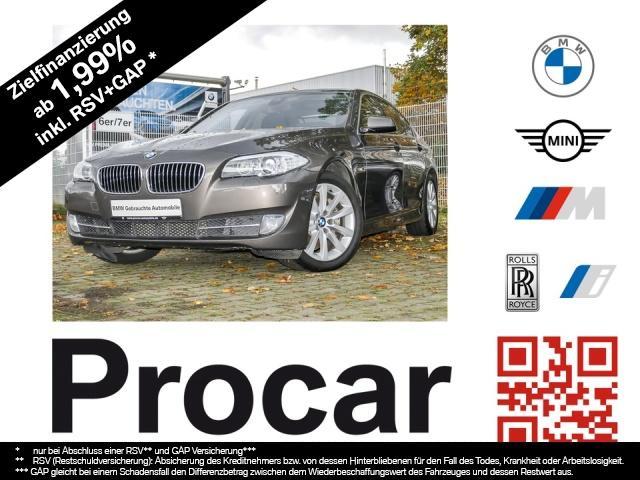 BMW 528i F10 Aut. // HuD HiFi DAB Standhzg. Glasdach, Jahr 2013, Benzin