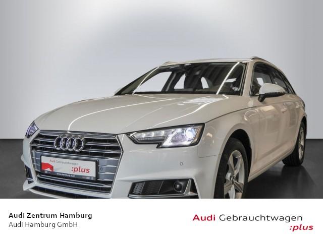 Audi A4 Avant 35 TDI sport S tronic VIRTUAL AHK STANDHZG, Jahr 2019, Diesel