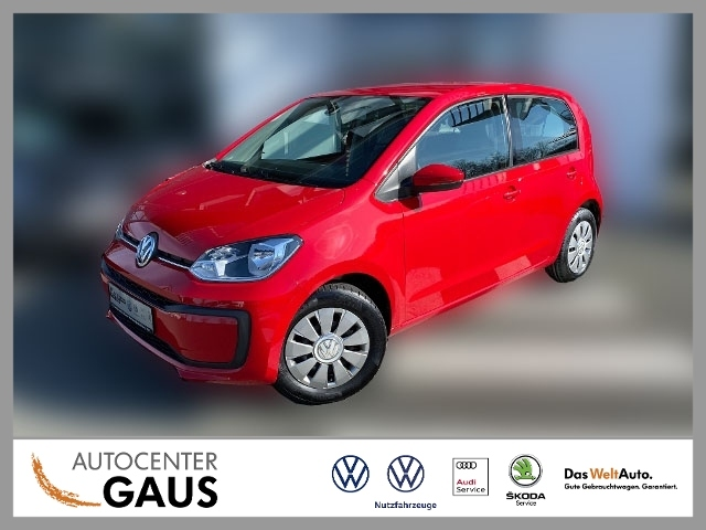 Volkswagen up! move 1.0 Klimaanlage, Jahr 2018, Benzin
