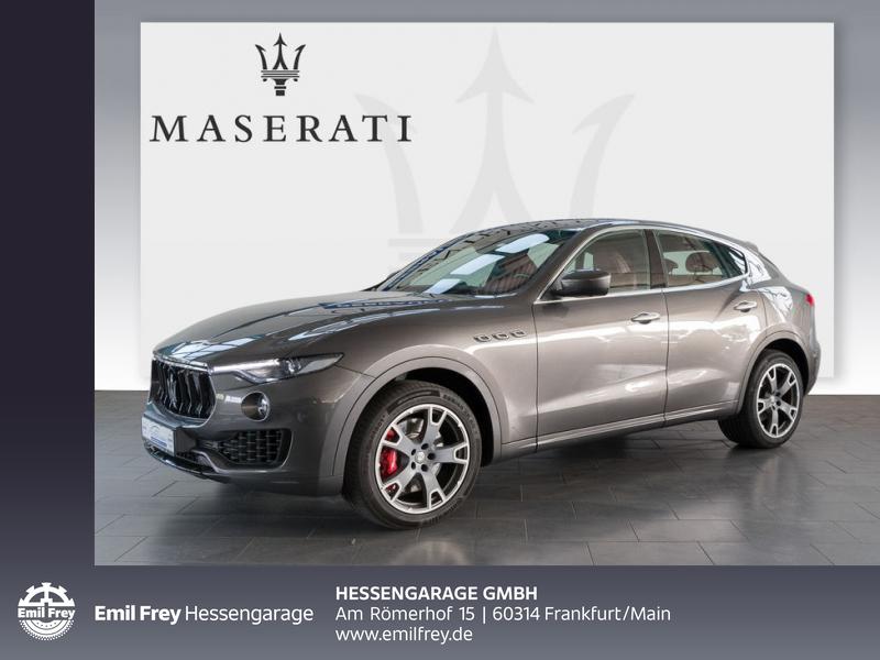 Maserati Levante S Aut Sport-Schwarz-Paket ACC, Jahr 2016, Benzin