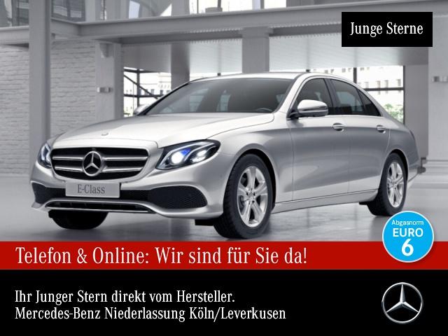 Mercedes-Benz E 220 d Avantgarde Fahrass 360° Multibeam Distr., Jahr 2017, Diesel
