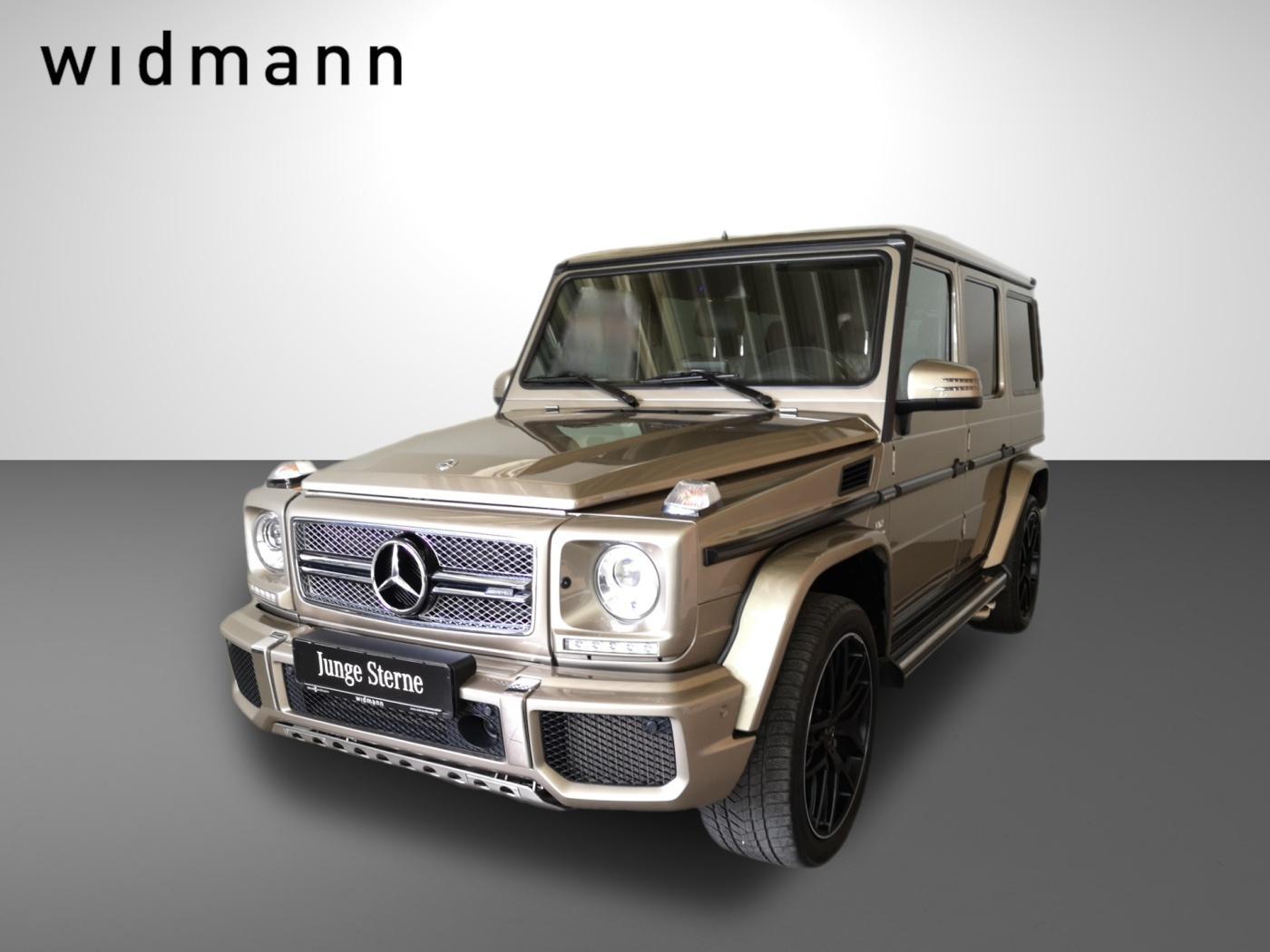 Mercedes-Benz G 65 AMG Designo*Comand*Standhzg*Schiebedach*AHK, Jahr 2018, Benzin