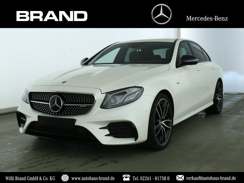 Mercedes-Benz Mercedes-AMG E 53 4MATIC+ Limousine, Jahr 2019, Benzin