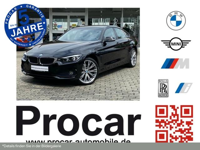 BMW 420 Gran Coupe xDrive D Navi Klimaaut. 19'' BT, Jahr 2017, Diesel