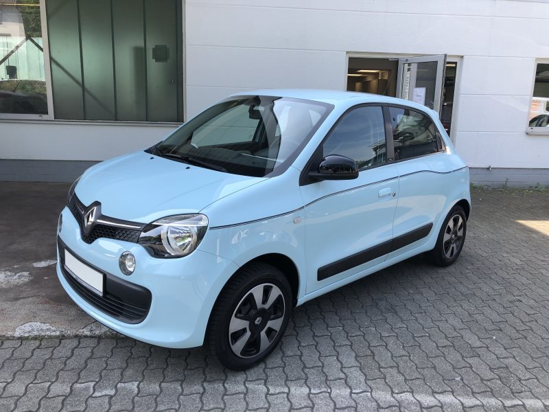 Renault Twingo Limited*KLIMA*GARANTIE*8-FACH-BEREIFT*, Jahr 2017, Benzin
