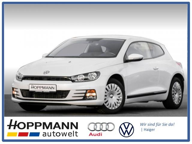 Volkswagen Scirocco Sport Climatronic Sitzheizung PDC Tempomat, Jahr 2014, Benzin