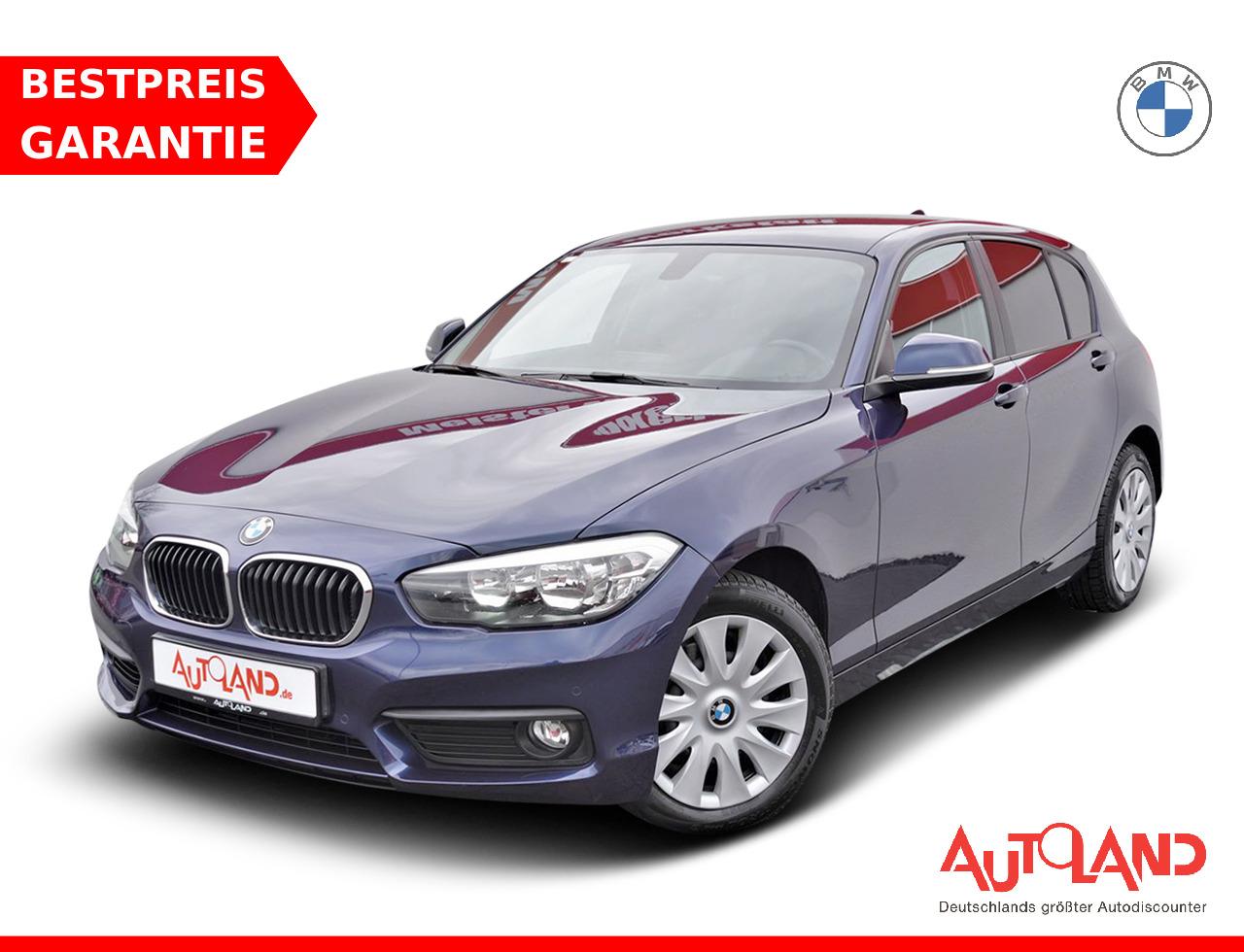 BMW 116, Jahr 2015, Diesel