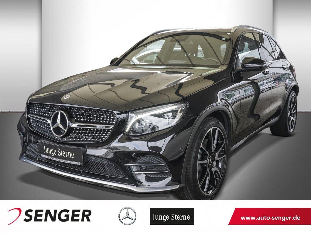 Mercedes-Benz GLC 43 AMG 4M+COMAND+PANO-SHD+SHZ+TOUCHPAD+LED, Jahr 2018, Benzin