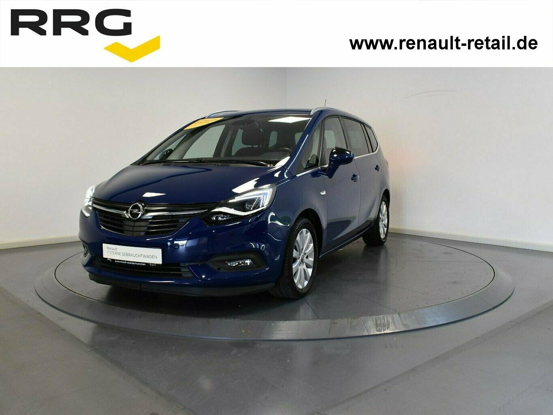 Opel Zafira 1.6 CDTI Business Innovation HU+Inspektio, Jahr 2018, Diesel